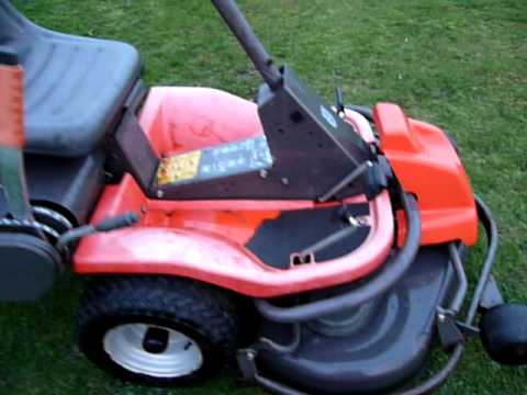Ride On Lawn Mower Articulated For Ebay