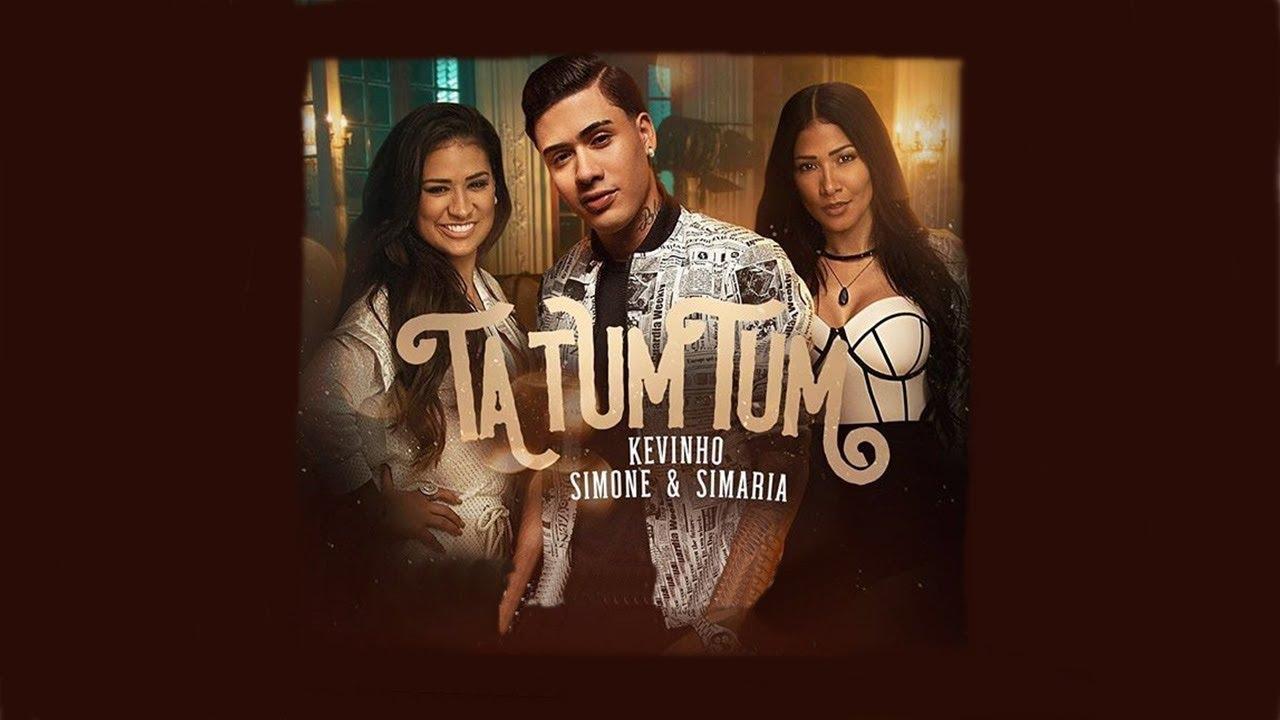 3382998521a4e Ta Tum Tum - MC Kevinho e Simone   Simaria (Áudio)