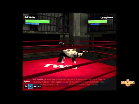 Wrestlinggame