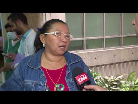 Venezuelans depend on foreign shipments