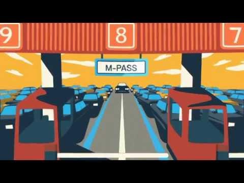 KTB M-Pass ผ่านง่ายใช้สะดวก