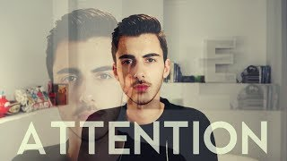 ATTENTION! - Charlie Puth (cover)
