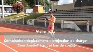 Séance préparation physique - Judo cross training - ASSM Judo - Gironde