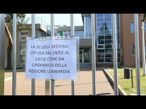 Coronavirus: l'Italia chiude le scuole