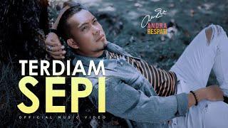 TERDIAM SEPI - ANDRA RESPATI -VERSI BARU LAGU VIRAL(official music video)