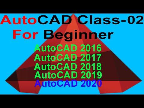 AutoCAD Tutorial Class