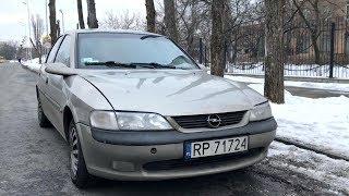 еВРОПЕЕЦ из 90-х. Тест-драйв Opel Vectra B