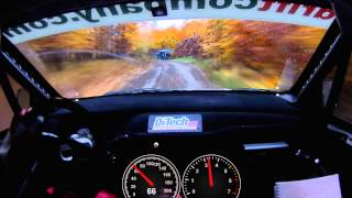 206 km/h  durch den Wald - Beppo Harrach bei der Waldviertel Rallye thumbnail