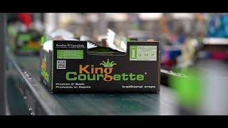 King Courgette - Sostenibilidad