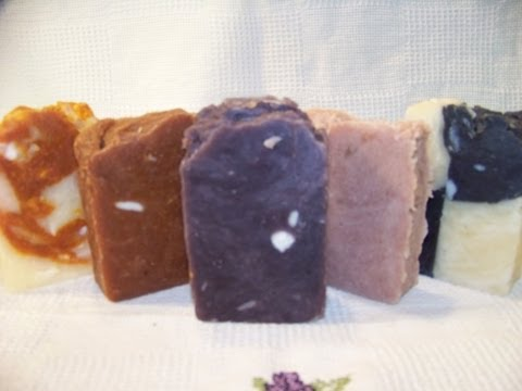 essential-soap:-how-to-make-soap-for-the-first-time-from-scratch.-easy-recipe,-how-to-mix-lye