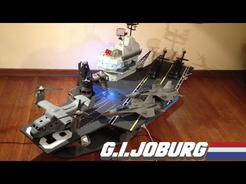 USS Flagg Review