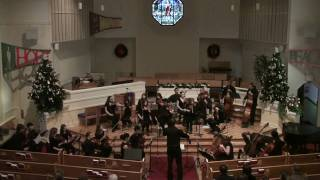 Bach 8 Preludes and Fugues - Edmonton Singing Strings