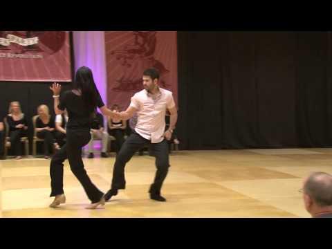 Ben Morris & Jessica Cox - 2013 Boston Tea Party Invitational Strictly Swing