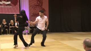Ben Morris & Jessica Cox - 2013 Boston Tea Party Invitational Strictly Swing
