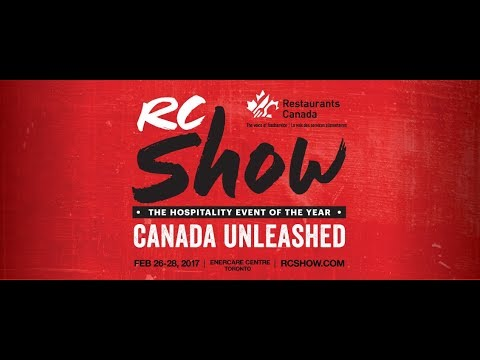 Canada's biggest food and hospitality trade show RC SHOW - Media day on Love This City TV