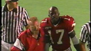Toronto Argonauts at Calgary Stampeders 1997 (part 4) -- Flutie vs. Garcia