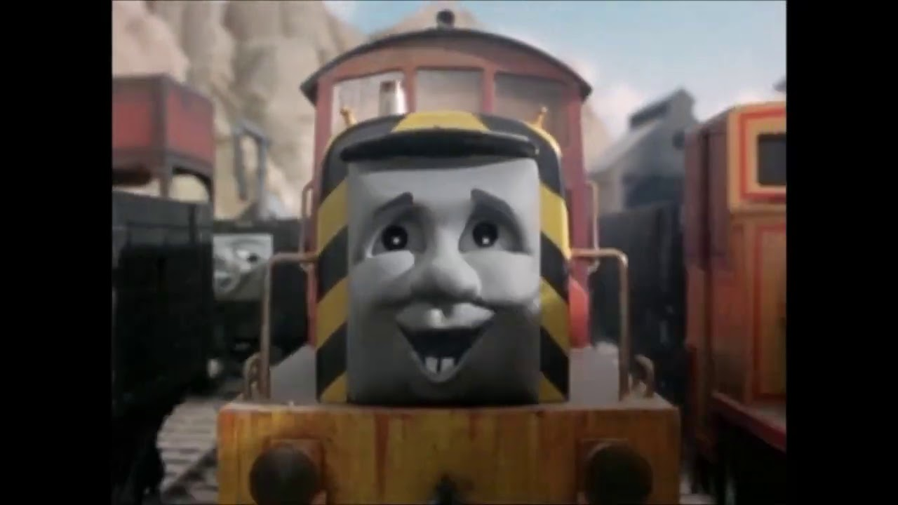 Thomas and Friends-No Quiero Saber Music Video