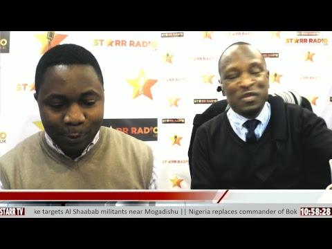 Starr Radio UK Channel  | 9ja Voice live from Lagos, Nigeria