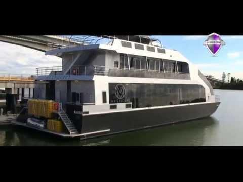 MV Epicure Sydney Wrap