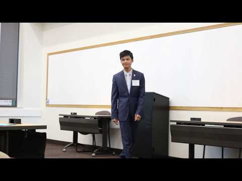 Ethan Tong - First Impressions (Informative) - NCFCA National Semifinals