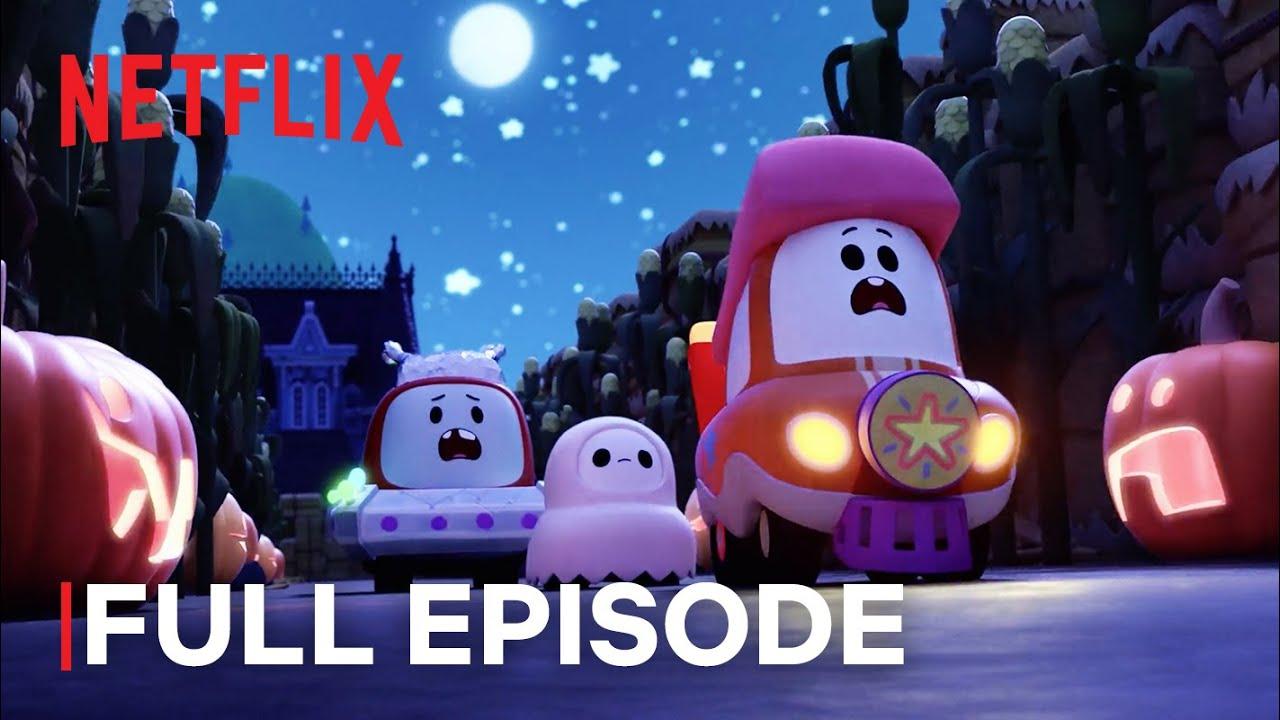 A Go! Go! Cory Carson Halloween 🎃 FULL EPISODE   Netflix Jr
