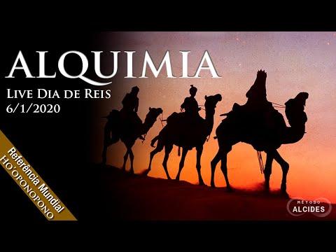 Alquimia - Live Os 3 Reis Magos - Alcides Melhado Filho - 06-01-2020