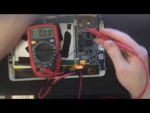 Диагностика и ремонт планшета Cube U30gt2