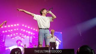 180905 So What @ BTS 방탄소년단 Love Yourself Tour in LA Fancam 직캠
