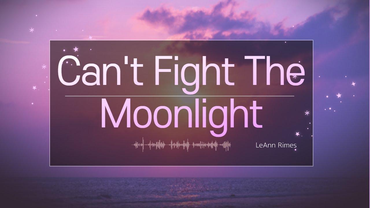 LeAnn Rimes - Can't Fight The Moonlight(코요태어글리 OST), 한글가사, 해석