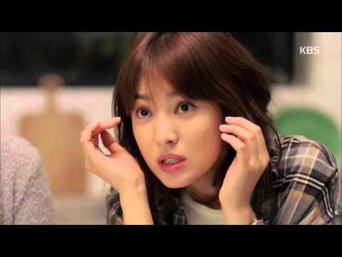 태양의 후예 - 송중기, 송혜교 엄마와 예상 밖 만남에 '당황+긴장'. 20160406