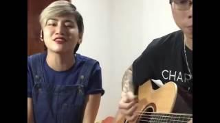 [GC4U] Quay Lưng Acoustic - Yến Lê ft.Tùng Acoustic