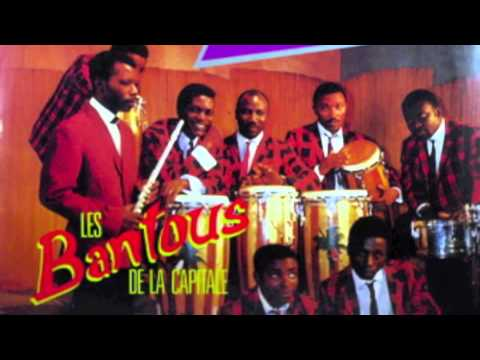 Les Bantous de la Capitale Les Merveilles du Passé 1963