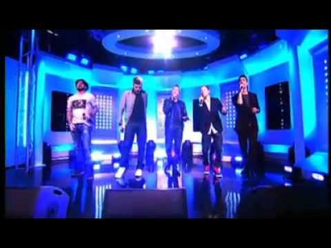 Backstreet Boys on This Morning - Interview & Permanent Stain
