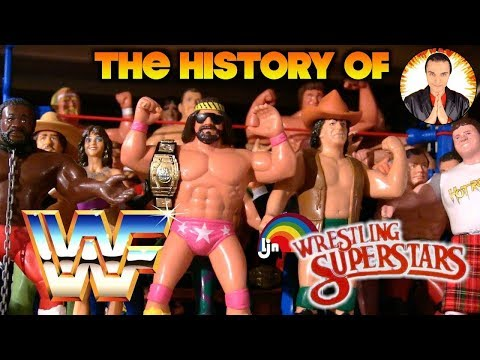 The History of LJN WWF Wrestling Superstars,  DIG IT!