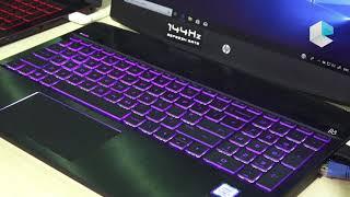 HP Pavilion Gaming 15 edizione 2018
