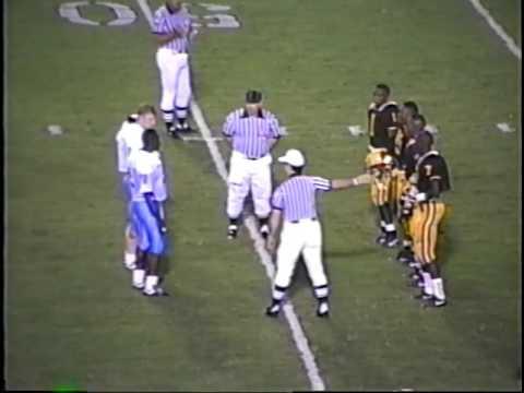(1992) Valdosta vs. Camden Co.