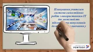Використання електронних засобів навчання на уроках англійської мови