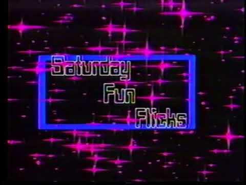 Jacksonville Magazine VHS - saturday fun flicks