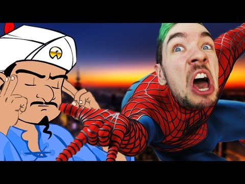 SPIDERPOOL! | Akinator #5