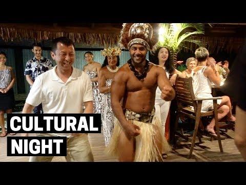 AMAZING TE VARA NUI DANCE SHOW   Cook Islands Culture in Rarotonga