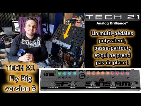 TEST : TECH21 Fly Rig v2