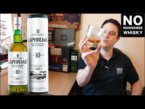 Laphroaig 10 Year Old - No Nonsense Whisky Reviews #31