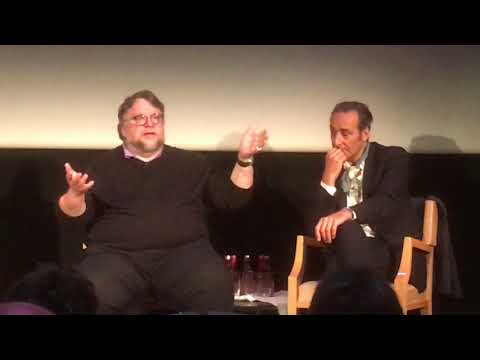 Del Toro et Desplat à propos de la musique du film