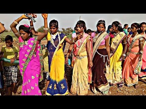 GJ 20 Hamu Jabar Tani Vala Female Dance // Adivasi Songs // Adivasi Dance video // New Timli