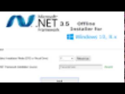 3.0 2.0 ET FRAMEWORK INSTALLER INCLUT NET OFFLINE GRATUIT TÉLÉCHARGER 3.5