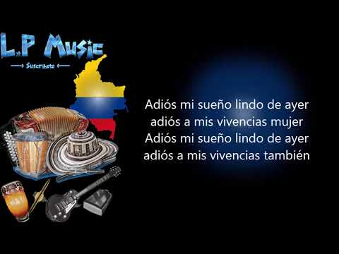 Sueños Y Vivencias Diomedes Diaz (Letra)