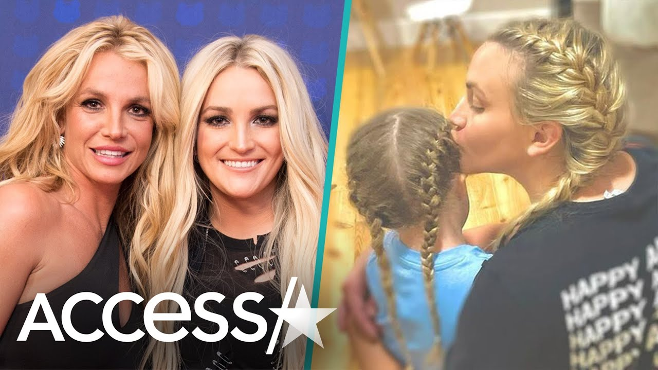 Jamie Lynn Spears' Daughter Comforts Her In Emotional Recording Amid Britney Drama