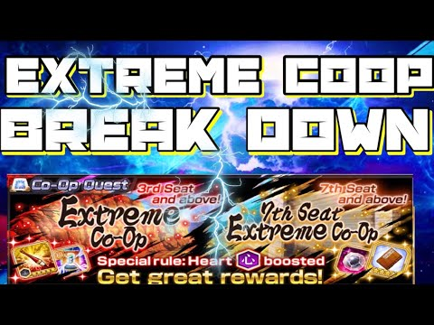 Epic Extreme Coop Break Down! Farm for Mind Gold Chappy this week!! Bleach Brave Souls