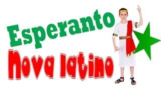 15 Esperanto - nova latino