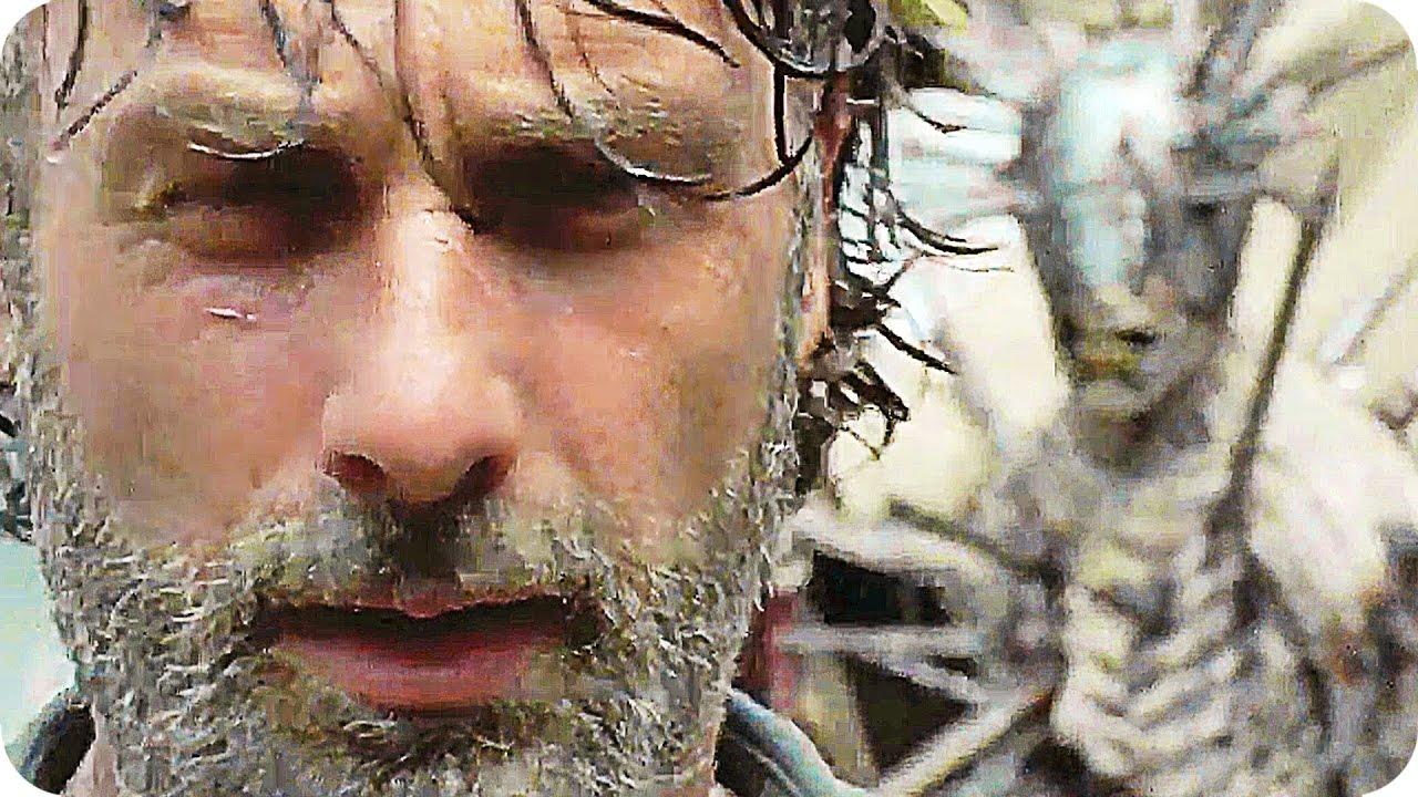 Watch The Walking Dead Season 7 Episode 9 Rock in the Road